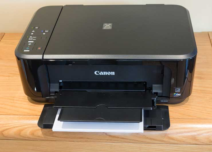 Canon Pixma Mg3650 Review A4 Desktop Printer And Scanner