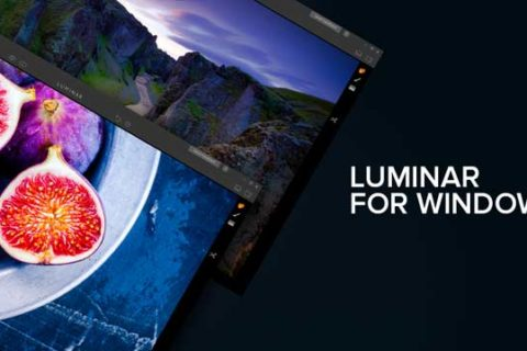 Luminar - now for Windows too