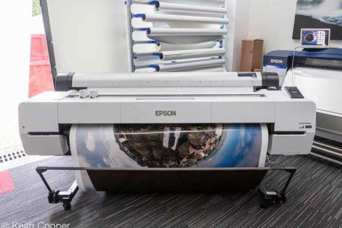 P20000 printer