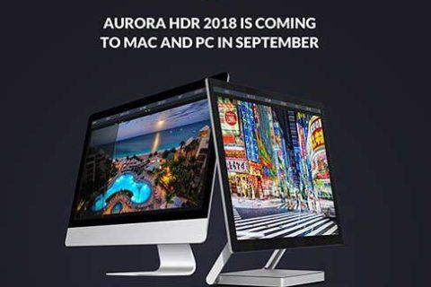 Macphun Aurora 2018 HDR for Mac and Windows