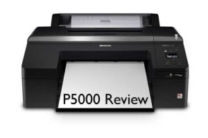 Review of the Epson P5000 printer