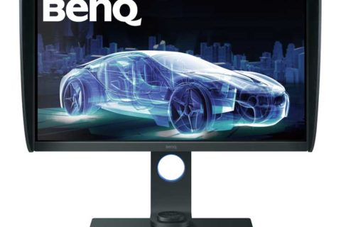 BenQ SW271 27 inch HDR 4k monitor