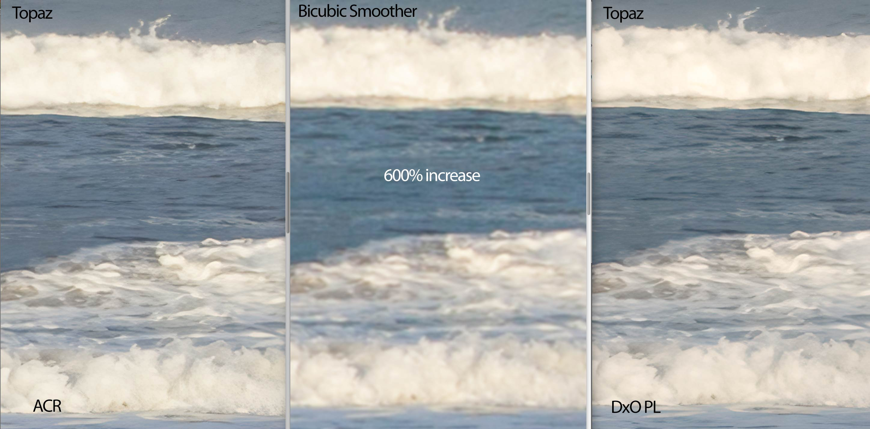Topaz AI GigaPixel review, image resizing software tested