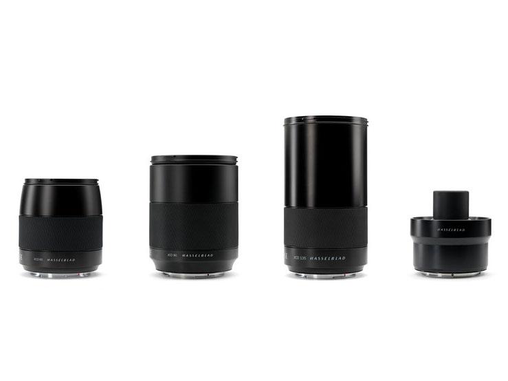 New Hasselblad lenses