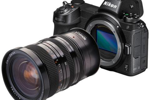 Novoflex lens adapters for EOS R and Nikon Z