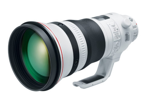 EF 400mm F2.8L IS III and EF 600mm F4L IS III