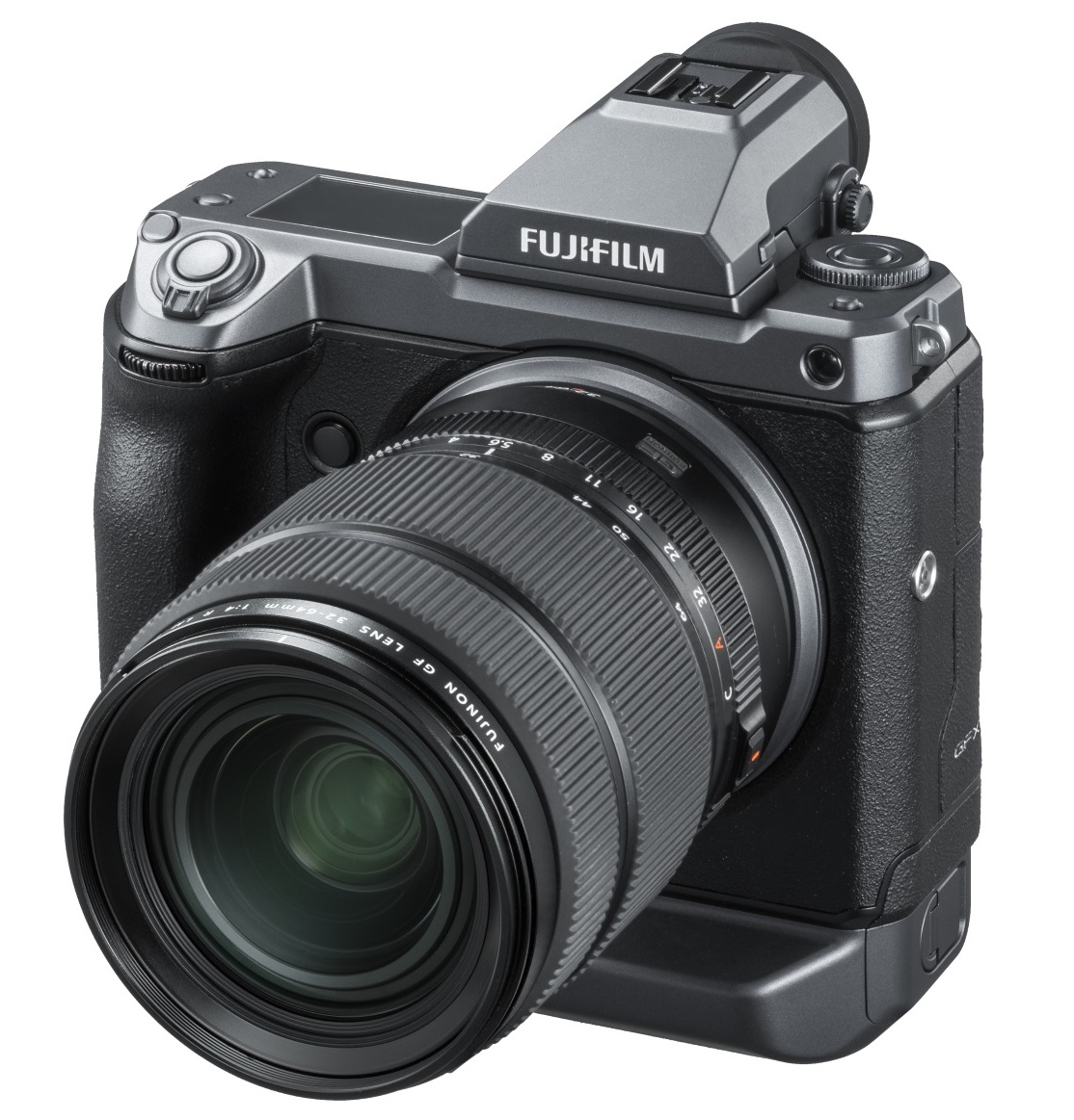 Fujifilm GFX-100MP medium-format camera