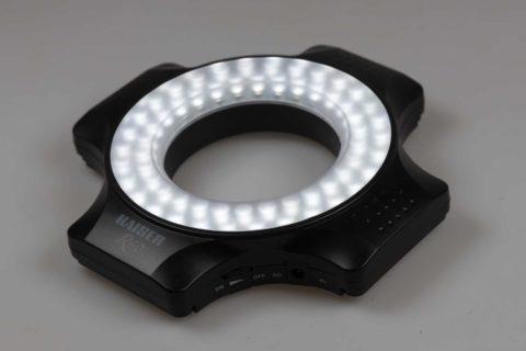 Review: Kaiser R60 LED Ring Light