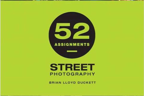 Book Review: 52 Assignments Street Photography