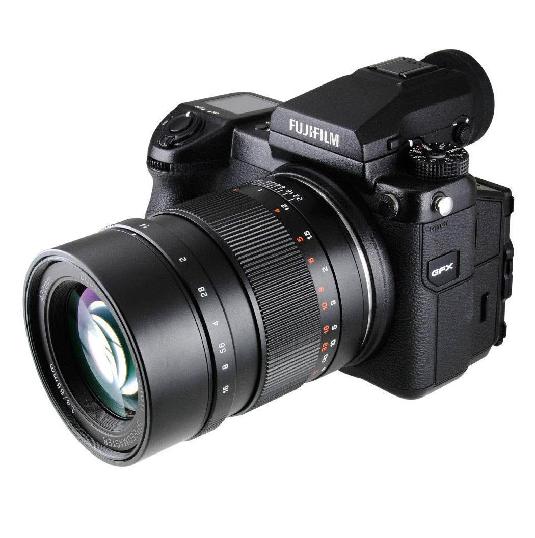 Mitakon-Speedmaster-65mm-f1.4-lens-specifically-designed-for-the-Fujifilm-GFX2
