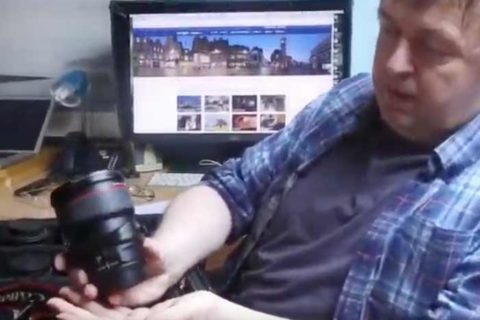 Keith Cooper photography interview