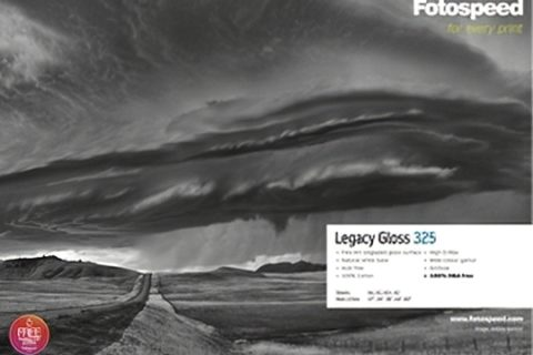 Fotospeed Legacy Gloss 325 paper review