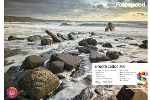 Fotospeed Fotospeed Smooth Cotton 300 paper review