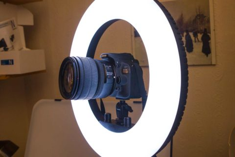 ESDDI LED ring light