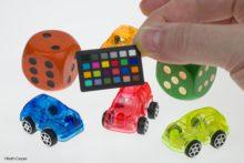 New X-Rite ColorChecker card sizes