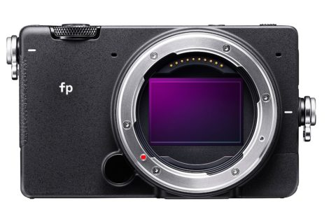 Sigma fp L mount camera announced