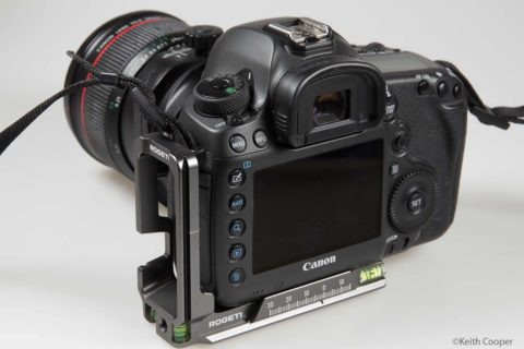 L-Bracket for Canon 5DIV, 5Ds R and 5DIII