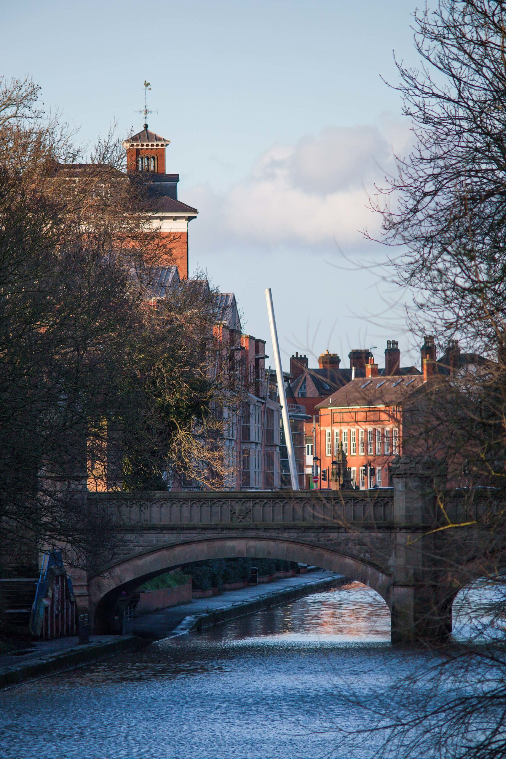 river soar in Leicester