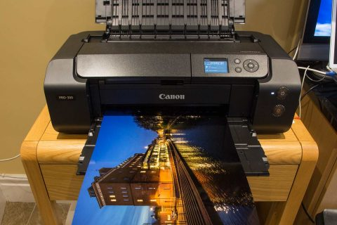 Canon PRO-300 printer review