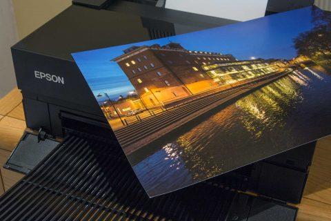 Epson SC-P700 printer review