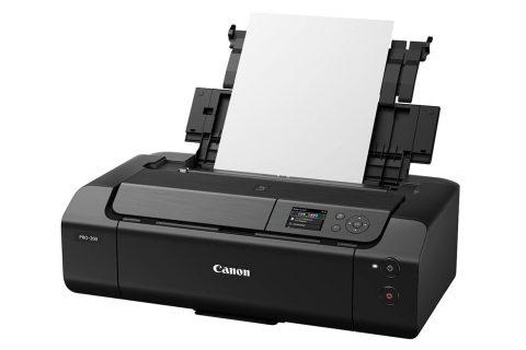 Canon PRO-200 printer announced