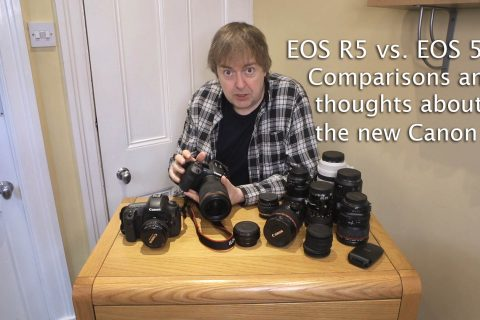 Video: A look at the EOS R5