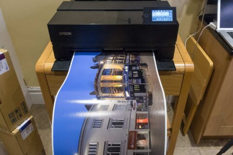 Epson SC-P900 printer review