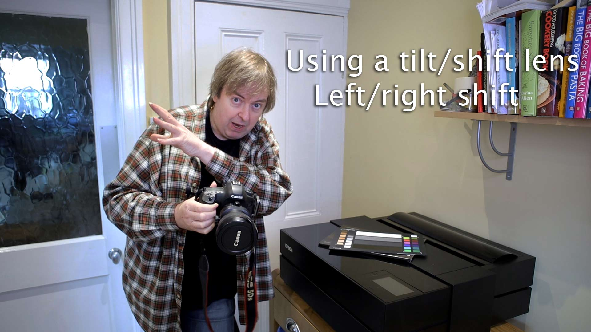left-right lens shift