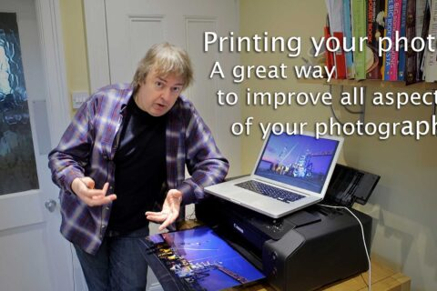 Video: Printing to improve your photography