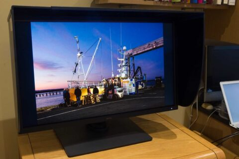 BenQ SW321C monitor review