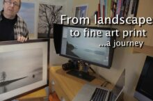Video: From landscape to print