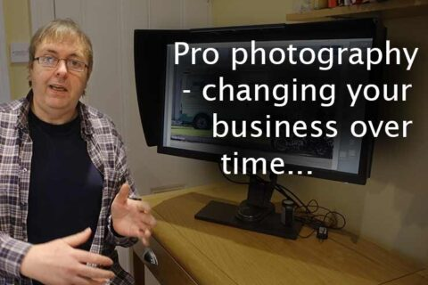 Video: Skills and changes in your photo business