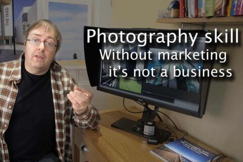 Video: Skill without marketing isn't a business