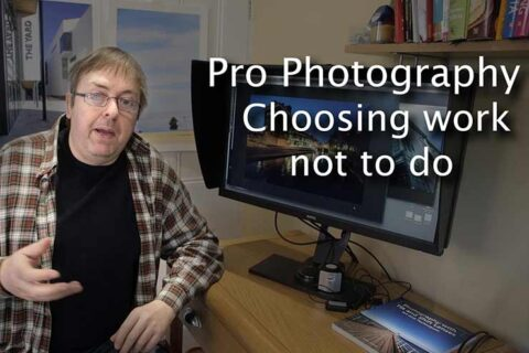 Video: What sorts of photo work not to do